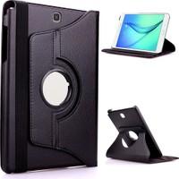 İdealtrend Samsung Tab T560 360 Dönerli Tablet Kılıf + Film + Kalem + Aux Kablo + Kulaklık