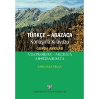 Türkçe-Abazaca Konuşma Kılavuzu