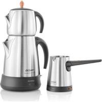 Arzum Ehlikeyf Delux Çay Ve Kahve Robotu Seti