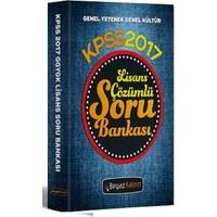 Beyaz Kalem Yayınları 2017 Kpss Genel Yetenek Genel Kültür Lisans Çözümlü Soru Bankası