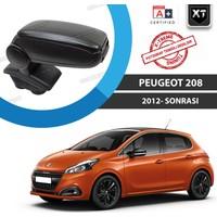 Xt Peugeot 208 Siyah Kol Dayama 2012- Sonrası