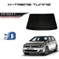 Xt Vw Golf 7 Bagaj Havuzu 3D Tasarım