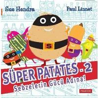 Pearson Süper Patates 2- Sebzelerin Gücü Adına