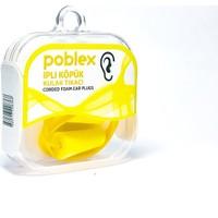 Poblex Köpük Kulak Tıkacı - Kulak Koruyucu Tıpası