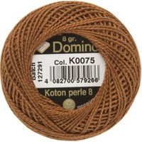 Coats Domino Koton Perle No:8 Nakış İpi 00075