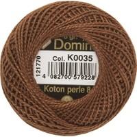Coats Domino Koton Perle No:8 Nakış İpi K0035