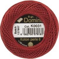 Coats Domino Koton Perle No:8 Nakış İpi K0031