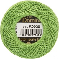Coats Domino Koton Perle No:8 Nakış İpi K0020