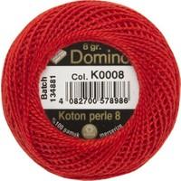 Coats Domino Koton Perle No:8 Nakış İpi K0008