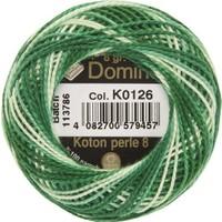 Coats Domino Koton Perle No:8 Nakış İpi K0126