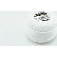 Coats Domino Koton Perle No:8 Nakış İpi Beyaz