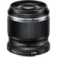 Olympus 30Mm Lens 3,5 M.Zuiko Siyah