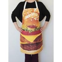 Modafabrik Hamburger Mutfak Önlüğü