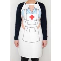 Modafabrik Hemşire Mutfak Önlüğü