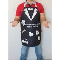 Modafabrik Sevgililer Gününe Özel Mutfak Önlüğü
