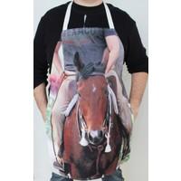 Modafabrik Yarış Atı Mutfak Önlüğü