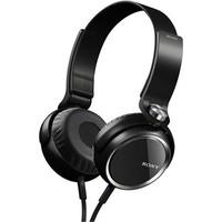 Sony MDR-XB400B Extra Bass Kulaküstü Kulaklık - Siyah