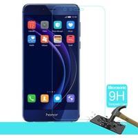 Microsonic Huawei Honor 8 Temperli Cam Ekran koruyucu film