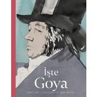 İşte Goya (Ciltli)