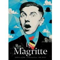 İşte Magritte (Ciltli)