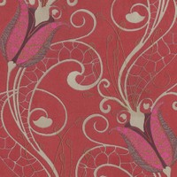 Duvar Kağıtcım 2096-1 Çiçekli Duvar Kağıdı