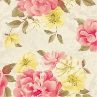 Duvar Kağıtcım 7505-2 Çiçekli Duvar Kağıdı