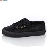 Superga 2750-Leahorseu S006p60 Superga Total Black