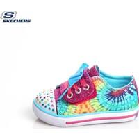 Skechers 10496N Mlt Skechers Girls Sport İnfants Chit Chat-Sunnie