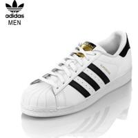Adidas C77124 Superstar Ftwwht/Cblack/Ftwwht Spor Ayakkabı