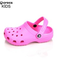 Crocs P022542 Classic Kids Neon Magenta 29-34 Sandalet