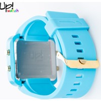 Up Watch Saat Led Gold Edition Turquoise
