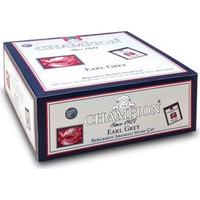 Kuruyemiş Kapımda Champion Tea Kokulu Sallama Poşet Çay Earl Grey 100 Adetli
