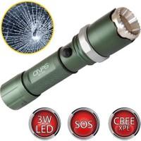 Hiper Onas Ns-602 3Watt Led'Li Şarjlı Acil Durum El Feneri