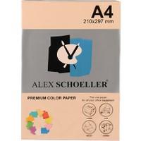 Alex Schoeller Somon No:550 A4 Renkli Fotokopi Kağıdı 80 Gr