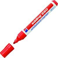 Edding 260 Tahta Kalemi Renk - Kırmızı