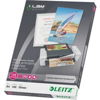 Leitz A4 125 Micron Laminasyon Poşeti (7481)