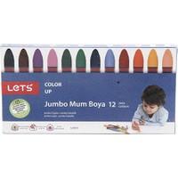 Lets 12Li Jumbo Mum Boya 6512