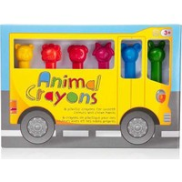 Npw Crayon Pastel Boya Seti - Animal Crayons 6