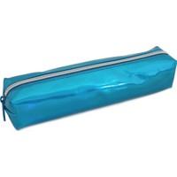 Pape İnce Simli Mavi Kalem Kutu Pcp15053C