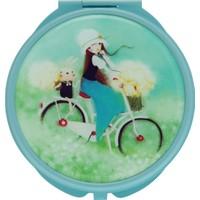Santoro Kori Kumi Summer Time Mavi Compact Ayna 482Kk01
