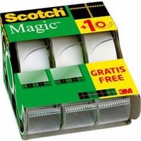 Scotch Magic Bant Kesicili 19 Mm x 7.5 M 3 Al 2 Öde