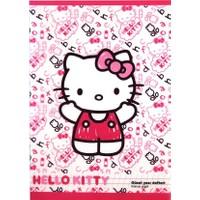My Note Hello Kitty Pp Beyaz-T.Pembe A4 40 Yaprak Güzel Yazı Defteri