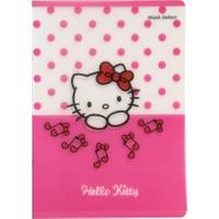 My Note Hello Kitty Pp Benekli A4 40 Yaprak Müzik Defteri