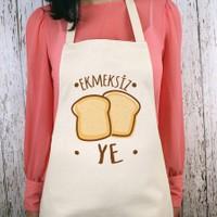 Juno Ekmeksiz Ye Mutfak Önlüğü
