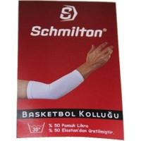 Schmilton Likralı Basketbol Kolluğu Siyah