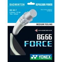 Yonex Bg 66 Force(10M)Bad.Kordajı-Beyaz