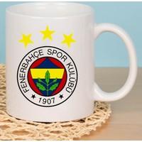 Fotografyabaskı Fenerbahçe Taraftar Beyaz Kupa Baskı