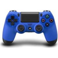 Sony PS4 Kablosuz Dualshock Mavi Renk Oyun Kolu
