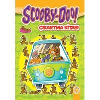 Scooby-Doo! Çıkartma Kitabı