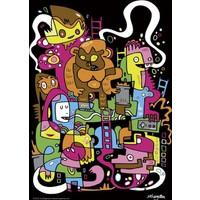 Heye 150 Parça Top Score Puzzle (Jon Burgerman)